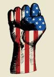 Geist einer Nation Lizenzfreies Stockbild