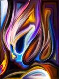 Geist-Energie Stockbild
