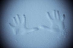 Geist-Hände Stockfoto