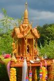 Geist-Haus/San Phra Phum Stockbild