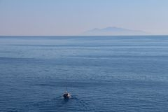 Geist-Insel Lizenzfreie Stockfotografie