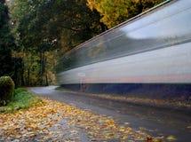 Geistbus Lizenzfreies Stockfoto