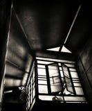 Geistdachboden Stockfoto