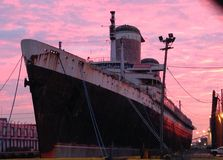 Geisterschiff Lizenzfreies Stockfoto