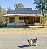 Geisterstadt, Krakau Queensland, Australien Stockfotografie