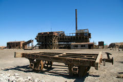 Geistfabrik in Chile Stockfotos