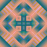 Geistiges Muster Stockfoto