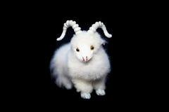 Geit of schapen het symbool 2015 jaar Stock Foto's