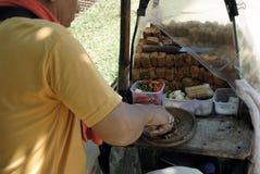 Gejrot del queso de soja/del tahu fotografía de archivo libre de regalías