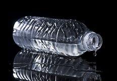 Gekühlte Wasserflasche Lizenzfreies Stockbild