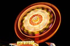Gek centrifugeer Royalty-vrije Stock Foto