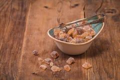 Gekarameliseerde Suiker stock fotografie