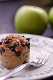 Gekke Reeks 5 van de muffin royalty-vrije stock foto