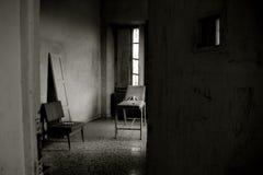 Gekkenhuis #01 Stock Foto's
