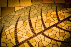 Geklets van vloer Stock Afbeeldingen