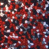 Gekleurd abstract oppervlaktepatroon het 3d teruggeven royalty-vrije illustratie