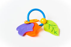 Gekleurd beanbag Royalty-vrije Stock Afbeeldingen