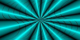 Gekleurd behang met abstracte voering stock foto
