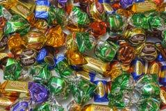 Gekleurd candys Stock Afbeelding