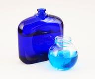 Gekleurd glas Stock Afbeeldingen