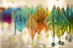 Gekleurd glas Royalty-vrije Stock Afbeelding