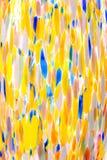 Gekleurd Glas Royalty-vrije Stock Afbeeldingen