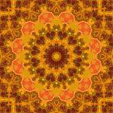 Gekleurd netto patroon Stock Foto's