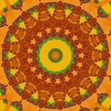 Gekleurd netto patroon Royalty-vrije Stock Foto