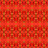 Gekleurd netto patroon Royalty-vrije Stock Foto's