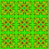 Gekleurd netto patroon Stock Afbeeldingen