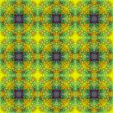 Gekleurd netto patroon Royalty-vrije Stock Afbeelding
