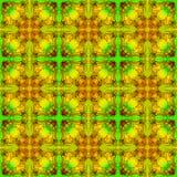 Gekleurd netto patroon vector illustratie