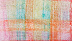 Gekleurd op witte achtergronden Royalty-vrije Stock Afbeelding