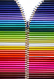 Gekleurd overhemd Stock Afbeeldingen
