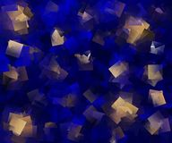 Gekleurd patroon Royalty-vrije Stock Foto