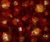 Gekleurd patroon Royalty-vrije Stock Foto's