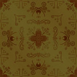 Gekleurd patroon als achtergrond Royalty-vrije Stock Fotografie