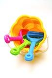 Gekleurd speelgoed Royalty-vrije Stock Foto