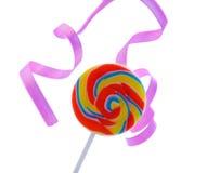 Gekleurd suikergoed Stock Foto