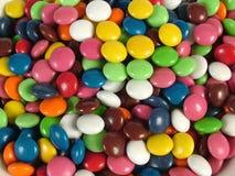 Gekleurd Suikergoed Royalty-vrije Stock Afbeeldingen