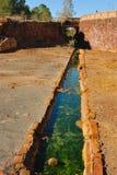 Gekleurd water Royalty-vrije Stock Foto's