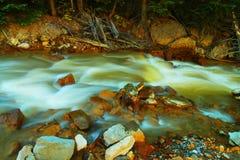 Gekleurd water Royalty-vrije Stock Afbeelding