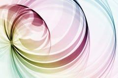 Gekleurde abstracte achtergrond Stock Fotografie