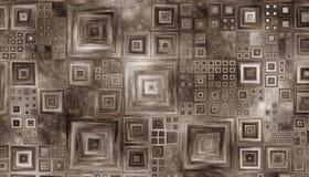 Gekleurde abstracte houten textuur Stock Afbeeldingen