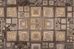 Gekleurde abstracte houten textuur Royalty-vrije Stock Foto's