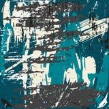 Gekleurde abstracte patroongraffiti Royalty-vrije Stock Fotografie