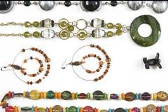 Gekleurde accesory voor vrouwen Royalty-vrije Stock Foto's