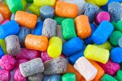 Gekleurde achtergrond stock fotografie