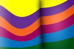 Gekleurde Achtergrond Stock Foto