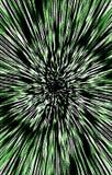 Gekleurde Achtergrond De vlekken divergeren in een spiraal van het midden aan de randen royalty-vrije illustratie